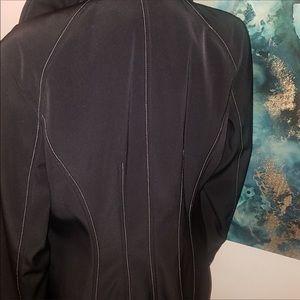 Anne Klein Jackets & Coats - Anne Klein women's trench single breasted coat S